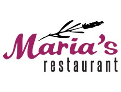 Maria's Restaurant - Oriental reflections!