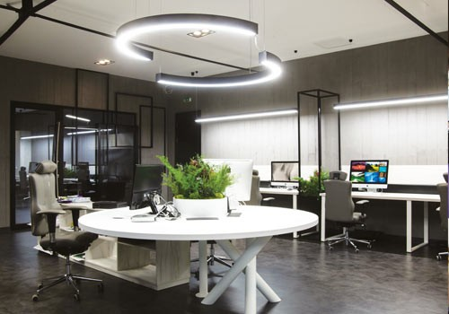 INTERIOR DESIGN - Industrial office
