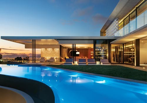 RESIDENCE IN CAPE TOWN - City Villa