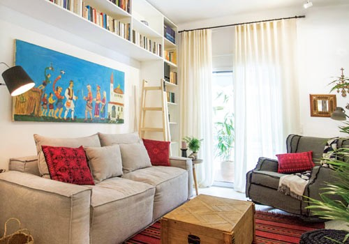 Apartment IN ATHENS - Folk is ... the new chic! | do designers