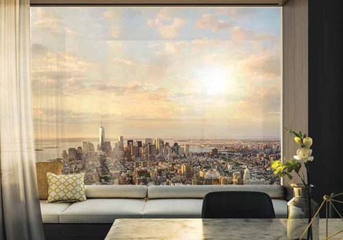 Penthouse in Park Avenue - Warm & Timeless