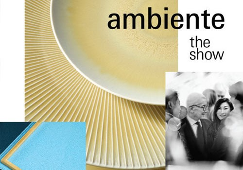 GREEK DESIGN - Ambiente the Show