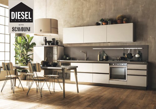 Diesel Open Workshop: Scavolini και Diesel