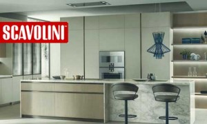 Scavolini - Sophisticated kitchen...